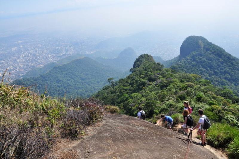 Randonnée à Rio de Janeiro