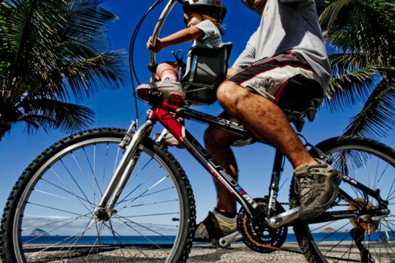 Faire du vélo à Rio de Janeiro