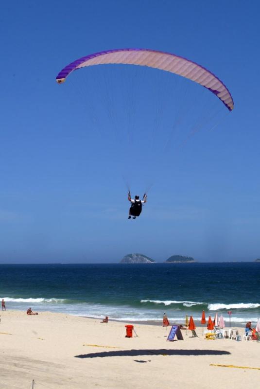 Kitesurf à Rio de Janeiro