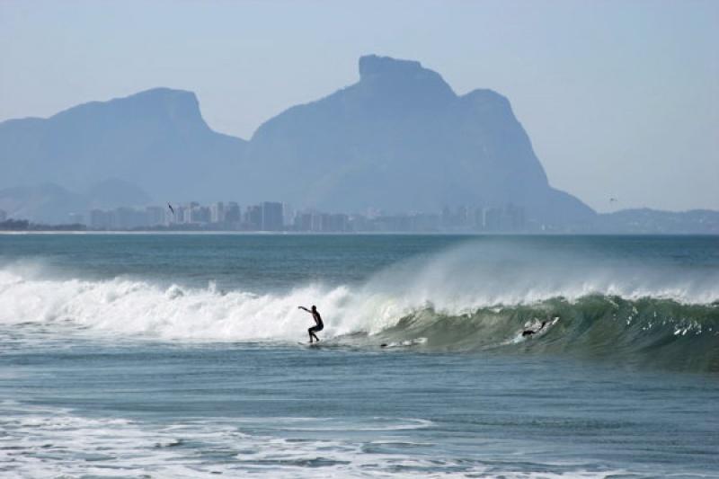 Surf à Rio de Janeiro