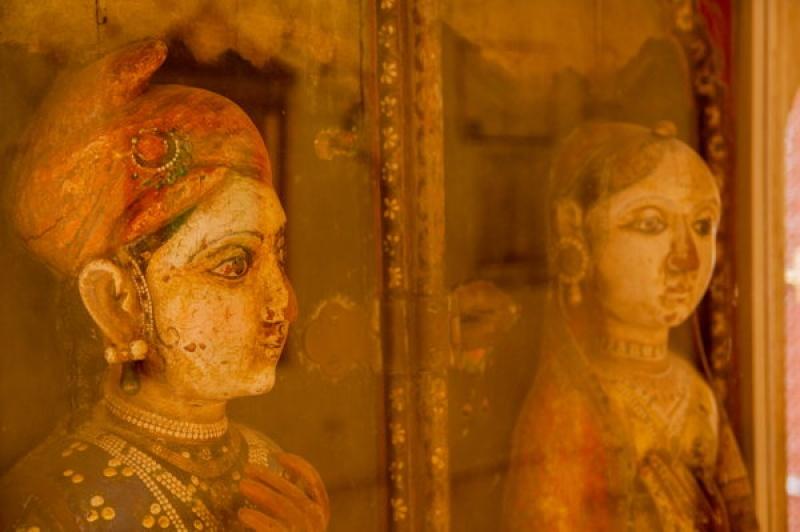 Un maharadjah à Udaipur en Inde