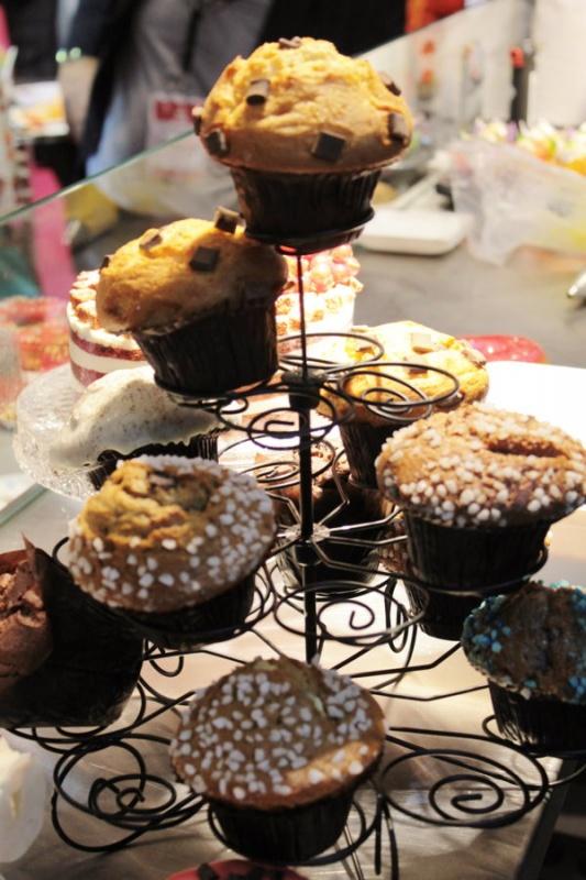Des muffins Copyright Dawn