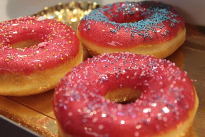 Trio de donut copyright : Dawn