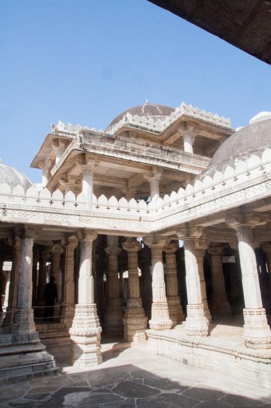 L'immensité se laisse découvrir en Inde à Ranakpur