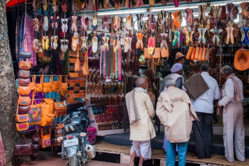 Pour des looks hippies, la ville de Pushkar en Inde est réputée