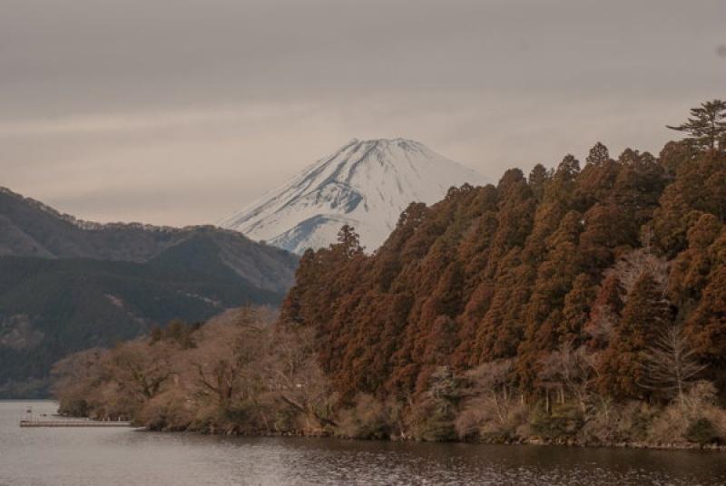 Japon : découvrir le Mont Fuji