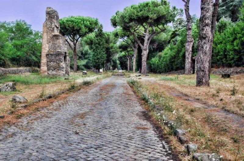 Visiter Rome et prendre des chemins hors des sentiers battus