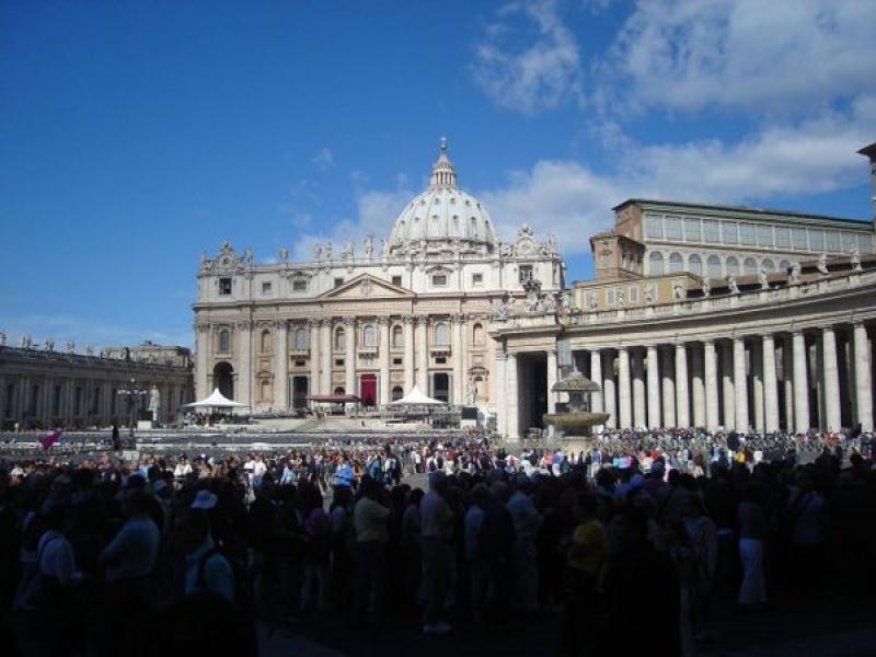 Le parlement à Rome