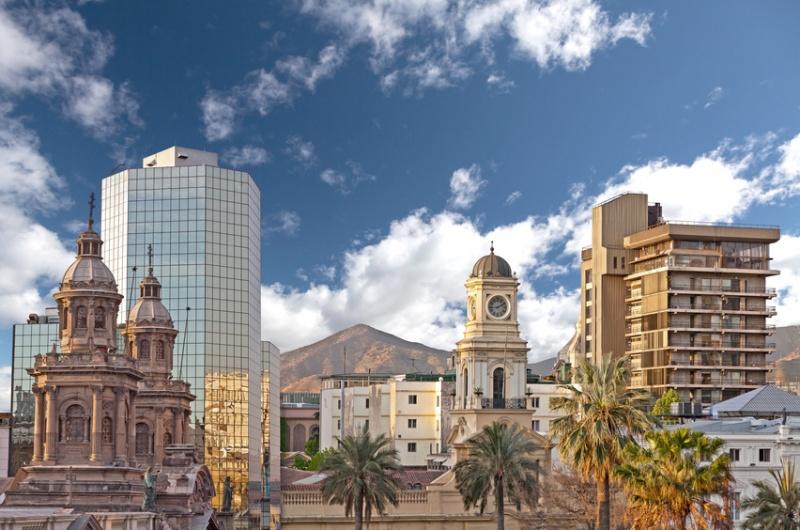 Les monuments historiques de Santiago de Chile