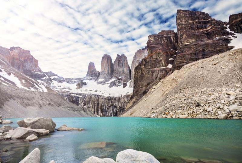 Las Torres del Paine - treck de 5 jours en montagne