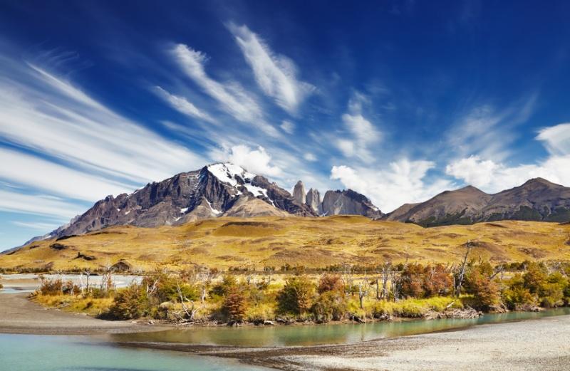 parc de las Torres del Paine-beau