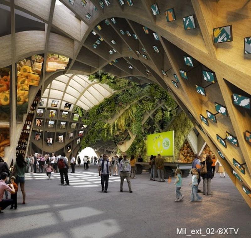 Découvrir l'exposition internationale de Milan