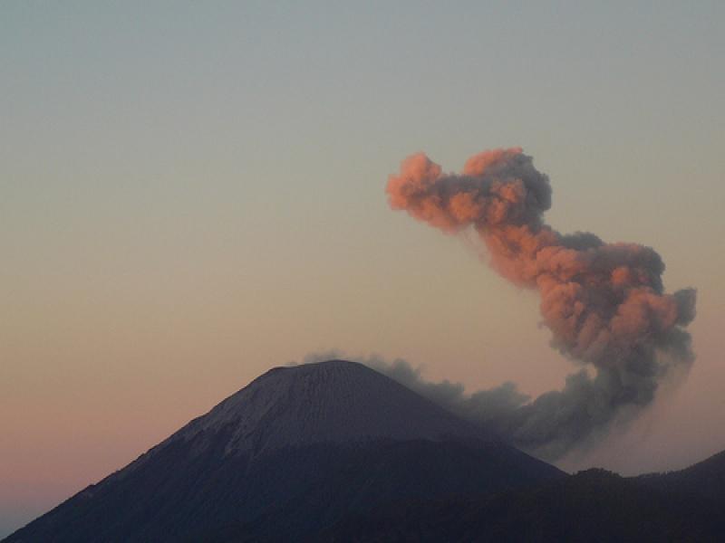 A la découverte des volcans de Bali et de Java : le Mont Batur
