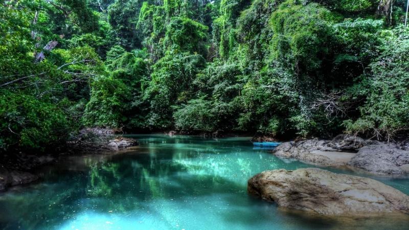 De grands espaces grandioses au Costa Rica