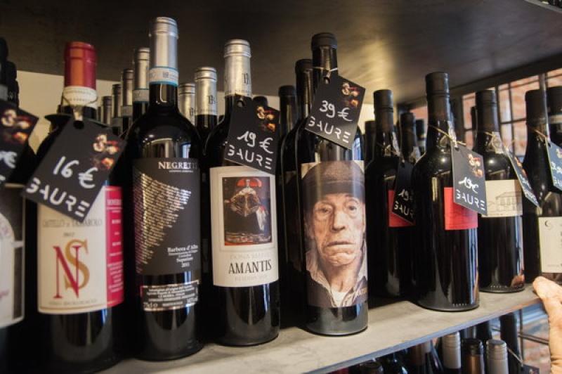 Des bouteilles de caractère à la Table des Vignerons à Toulouse