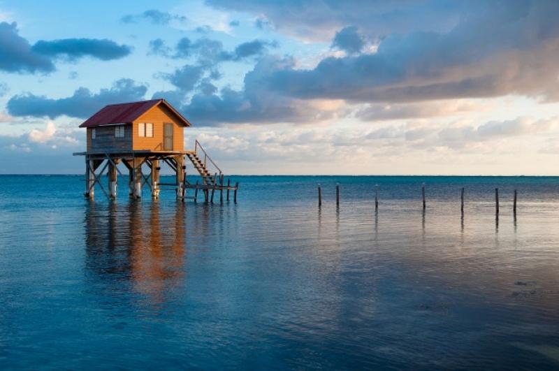A Bélize au fil de l'eau des Caraïbes