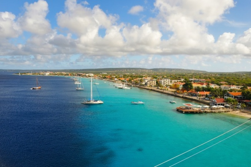 Le charme de Bonaire aux Caraïbes