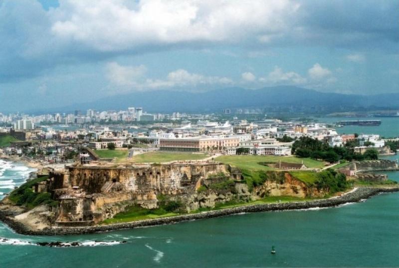 A Puerto Rico aux Caraïbes