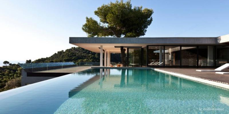 La villa Aeres, Skiathos - Grèce