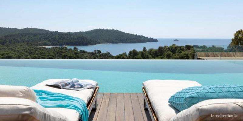 Villa Aeres, Skiathos - Grèce