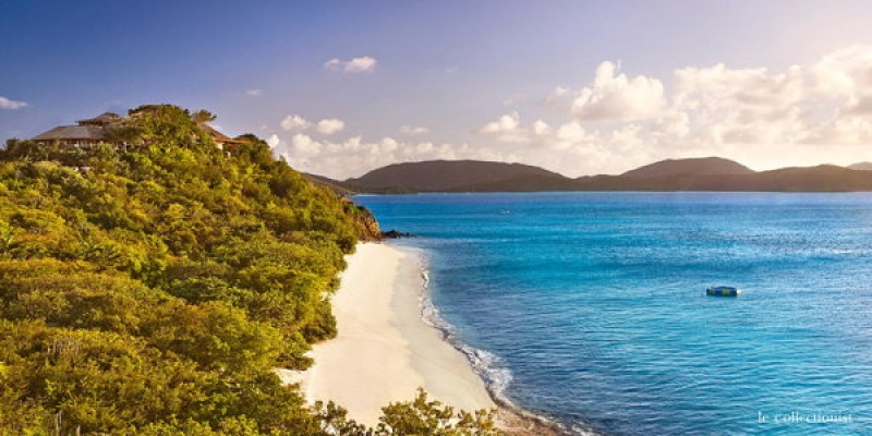 Necker Island, Îles Vierges Britanniques