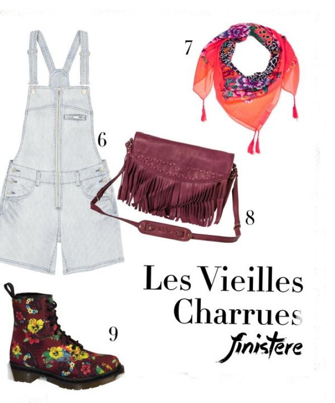 Look Vieilles Charrues