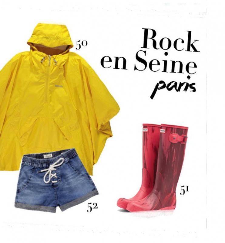 Look Rock en Seine