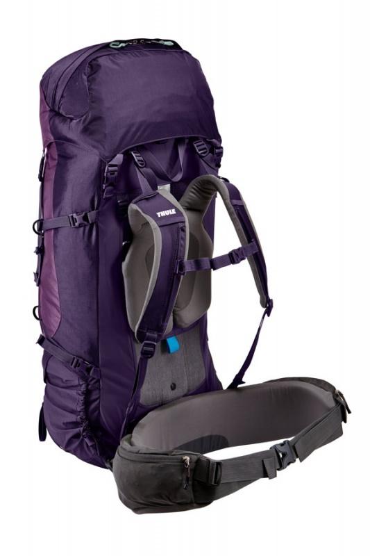 La protection du dos renforcé avec le sac à dos Thule Guidepost