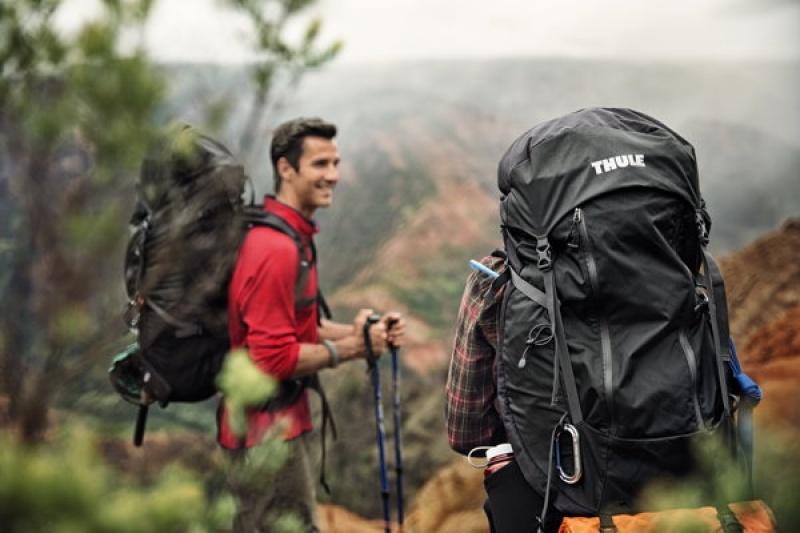Garder le sourire avec le sac à dos Thule GuidePost