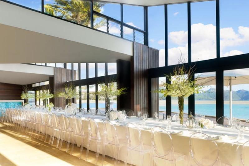 Les espaces communs au One&Only Hayman Island en Australie