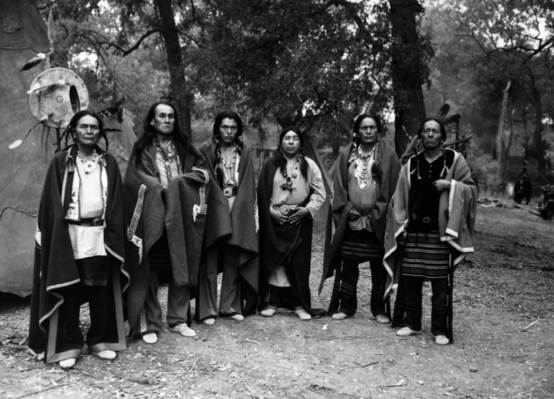 Les équipes indiennes des films de John Ford