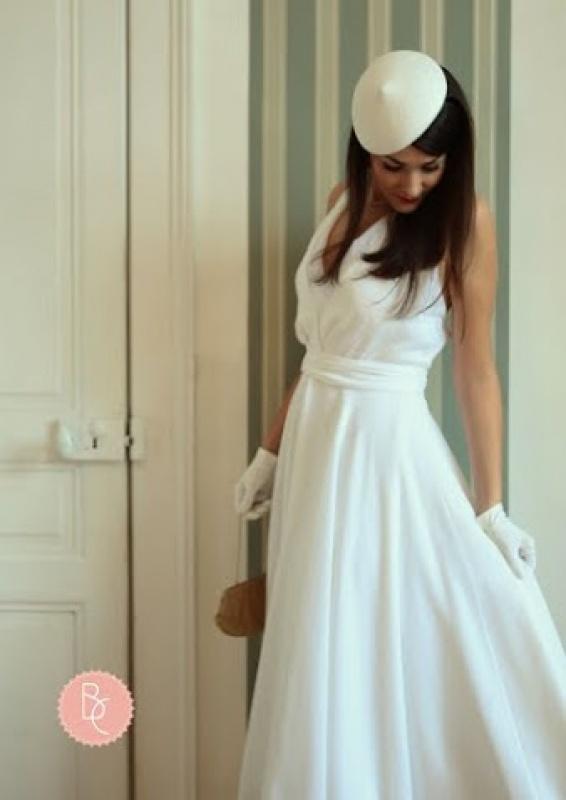 Des robes de mariées sur mesure signées Bérengère Cardera