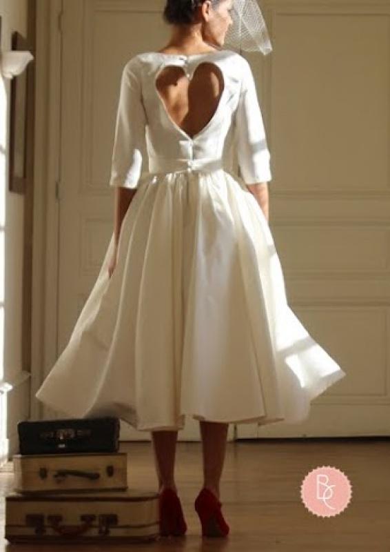 Une des robes de mariées Bérengère Cardera