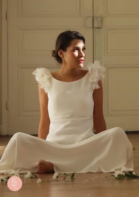 Sublime robe de mariées de Bérengère Cardera