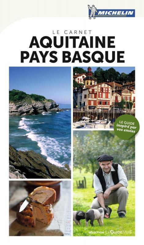Michelin lance le Carnet Aquitaine Pays Basque