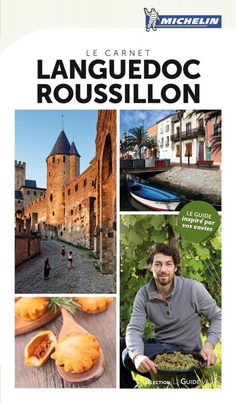 Michelin lance le Carnet Languedoc Roussillon