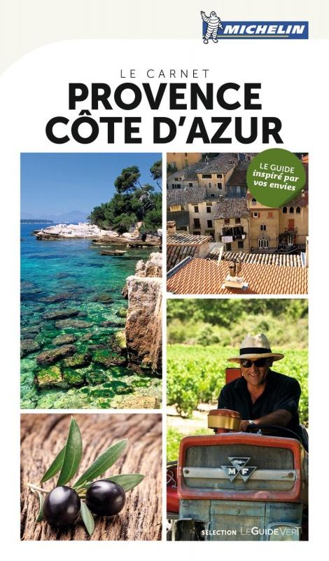 Michelin lance le Carnet Provence Côte d'Azur
