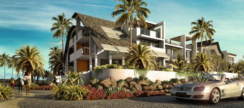 Des villas de prestige à Azuri sur l'île Maurice