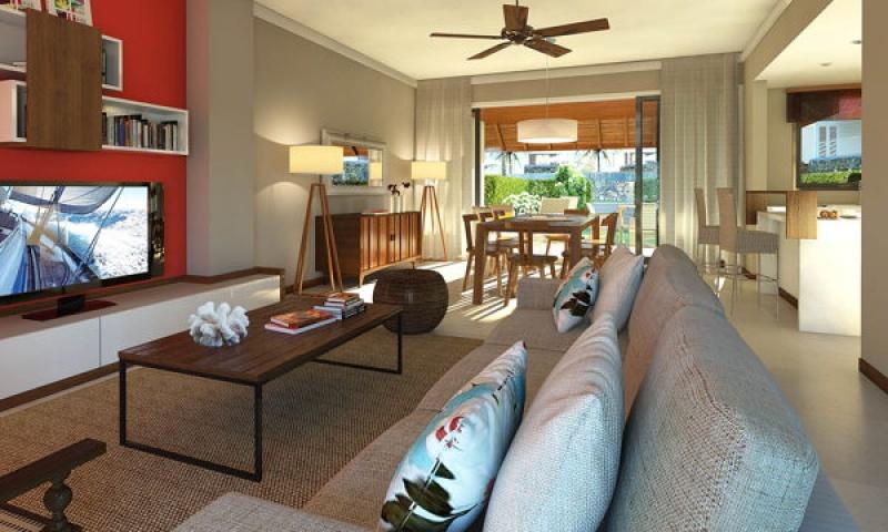 Des intérieurs chics dans les nouveaux hôtels de l'île Maurice à Azuri