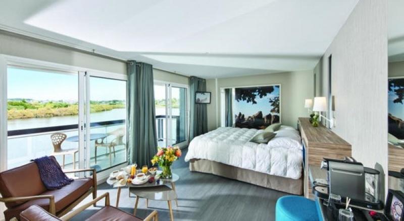 Ma chambre au Carnac Thalasso & Spa resort