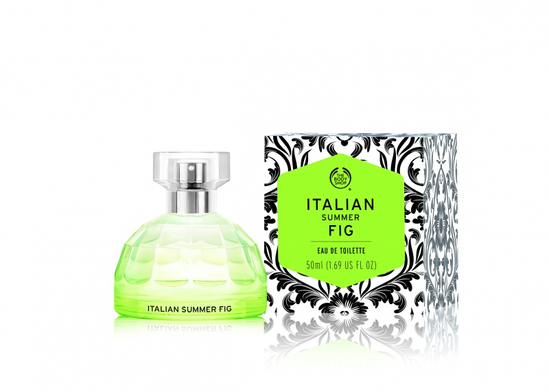 Le parfum Italian summer fig de Body Shop