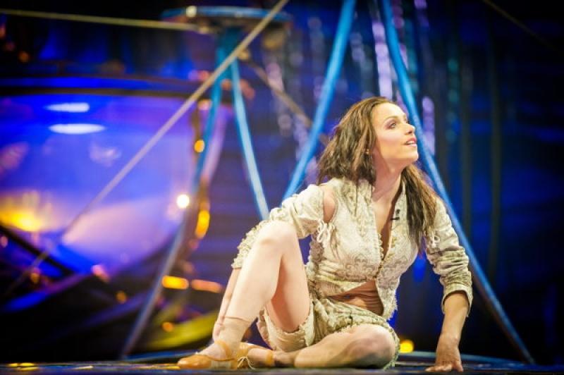Magique Cirque du Soleil à Portaventura