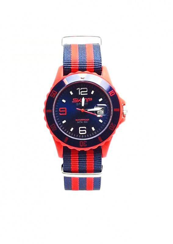 Une montre totalement graphique
