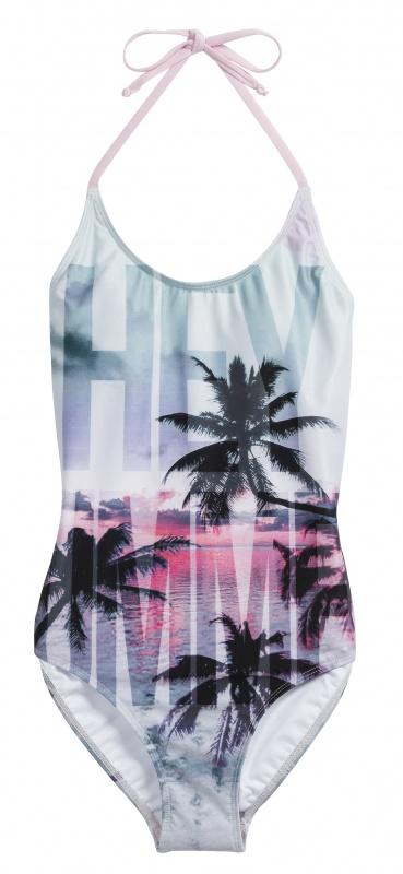 Tropical le maillot de bain