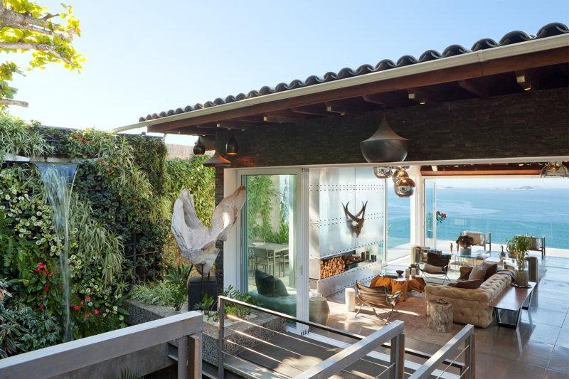 Dans la villa luxe à Rio de Janeiro Copyrights: WhereInRio