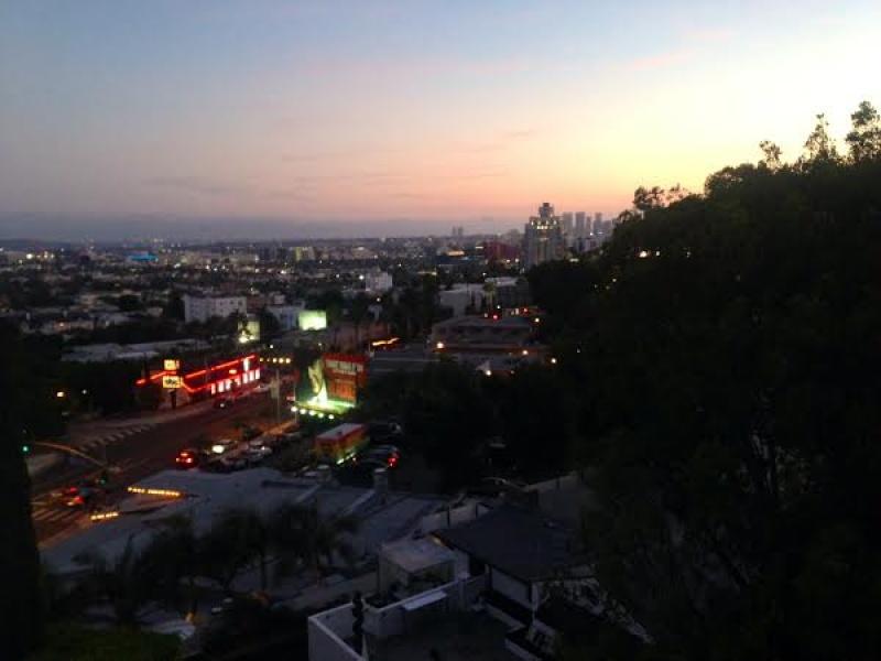La vie de château à Los Angeles DR : Sébastien Bizet