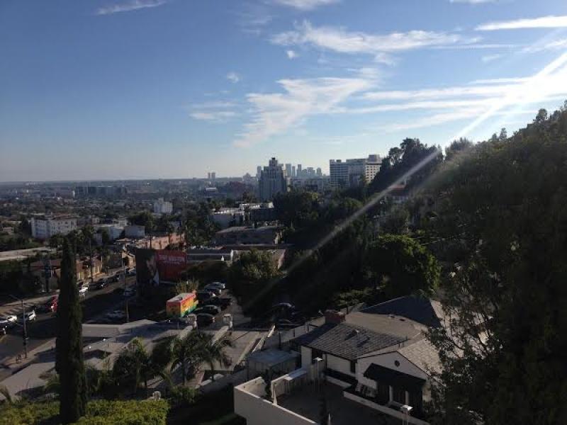 La vie de château, c'est possible aussi à Los AngelesDR : Sébastien Bizet