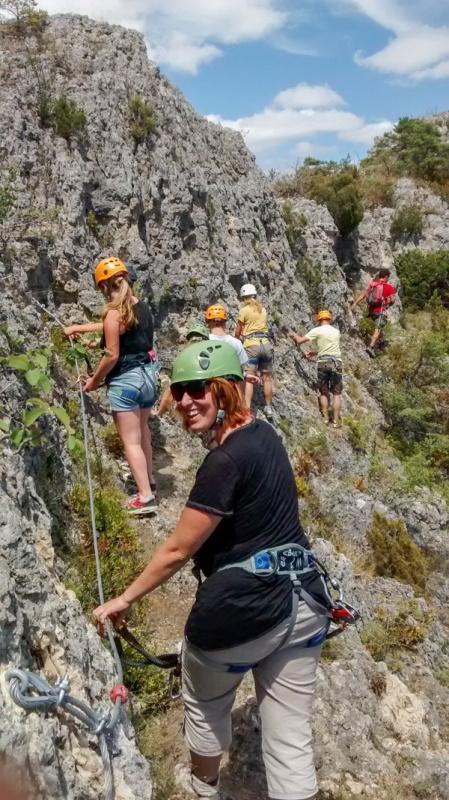 """Canyoning à Montpellier le Vieux, le """"Bryce Canyon"""" à la française"""