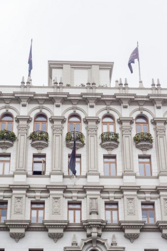 La mairie de Lima