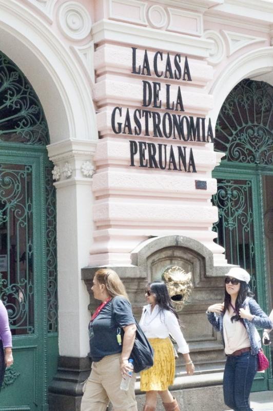 Le musée gastronomique de Lima